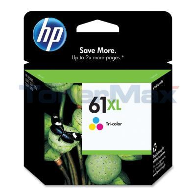HP NO 61XL INK CARTRIDGE TRI-COLOR